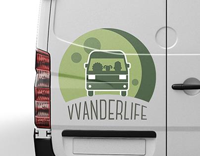 Vvanderlife - Logo