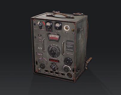 Military Radio Station