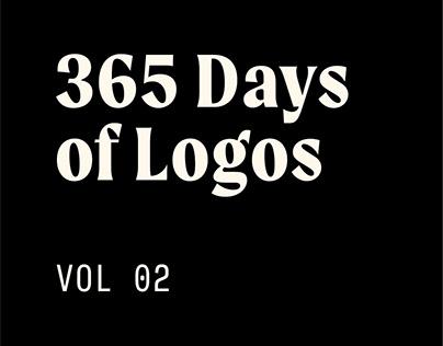 365 Days of Logos — Vol. 02