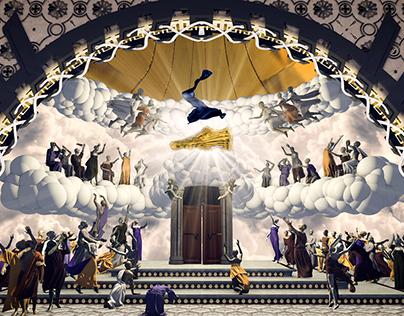 La rivelazione del santuario