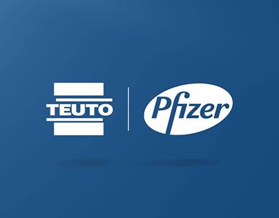 Teuto Pfizer - Farma Ponte