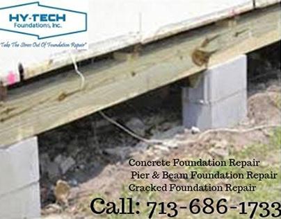 Residential Concrete Foundation Repair Pearland TX