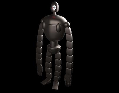 Laputa Bot.