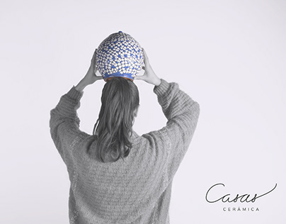 Branding · Identidad Corporativa: CASAS CERÁMICA