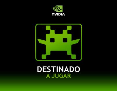 Nvidia App - Destinado a jugar