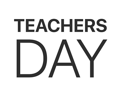 Teachers Day Posters