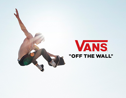 VANS Website Redesign