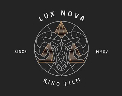 Lux Nova Brand Board