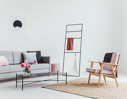 Furniture Collection & Photoshoot Set Design | noo.ma