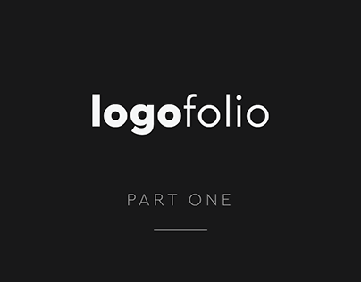 logofolio | PART ONE