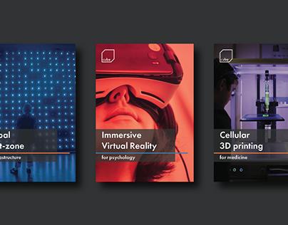Cube | Creative Technologies Brand Identity