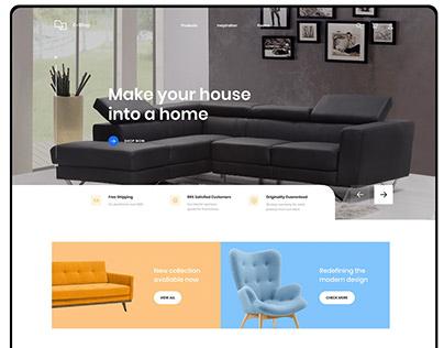 eCommerce – UI Kit sample Free