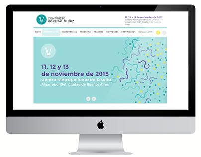 Congreso Hospital Muñiz 2015