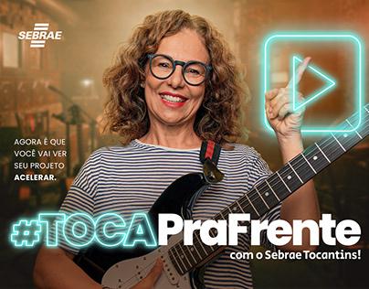 #TOCAPraFrente - Incentivo ao Microempreendedor