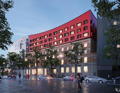 Student Residence - Porte de Vanves