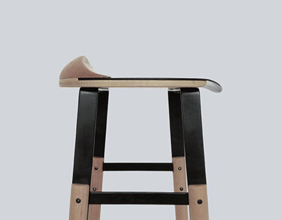 FOLK&JAZZ stool