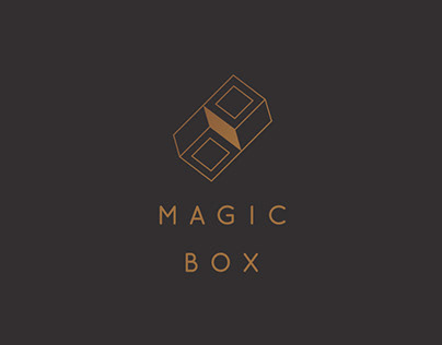 Magic Box | Logo and Business Card design