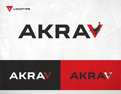 Logo / Corporate Identity (AKRAV)