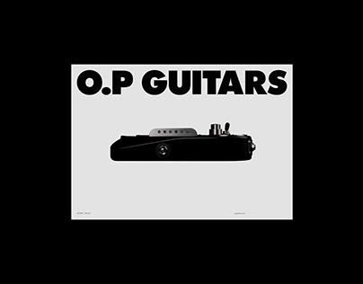 O.P Guitars