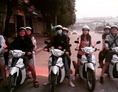 MOTOGO Ninh Bình lúc 5h sáng