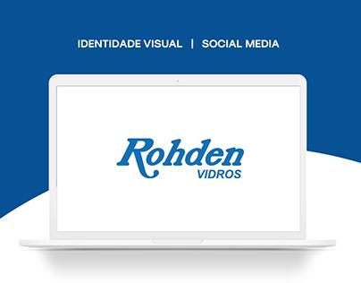 IDV SOCIAL MEDIA   ROHDEN VIDROS