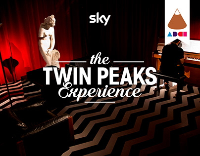SKY | The Twin Peaks Experience | Activation