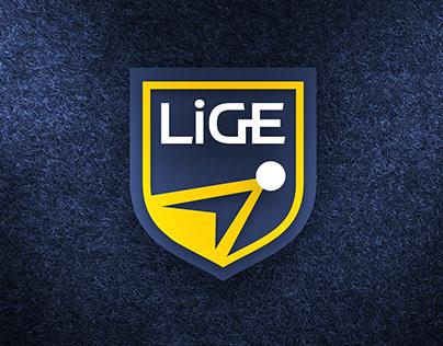 Branding Liga de Gestão Esportiva - LiGE - FGV-SP