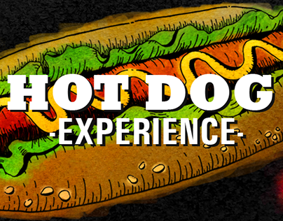Rock&Dogs Illustration