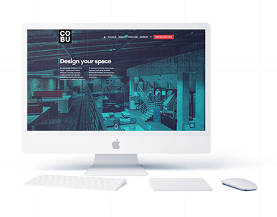 COBU Design | website