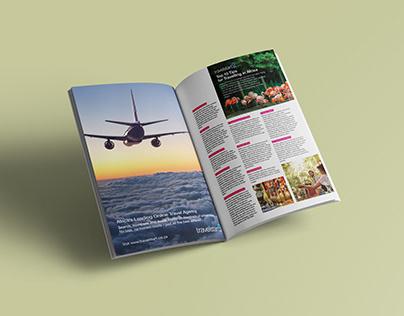 Travelstart Magazine Spread