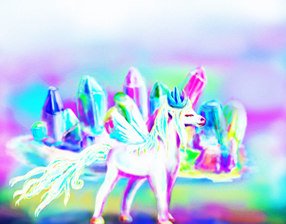 FAIRY HORSE ART