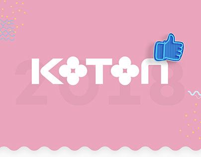 Koton-Social Media