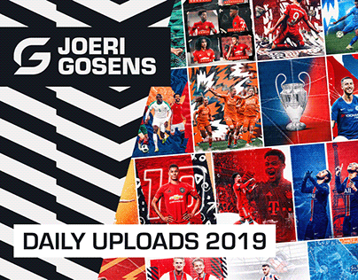 Football Graphics / Designs 2019 - Daily uploads