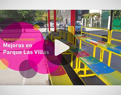 Presupuestos Participativos Ayto. de Valladolid - Vídeo