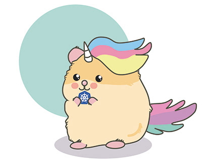 Mascot for Kubernetes