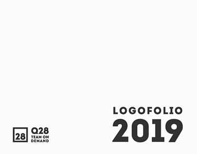 Logofolio 2019. Q28 Agency