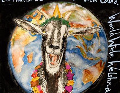 El Mundo Está Como Una Cabra - live in Ghent