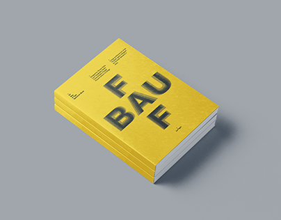 FF Bau - A Type Specimen Book