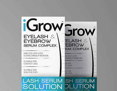 iGrow Eyelasy Eyebrow Serum