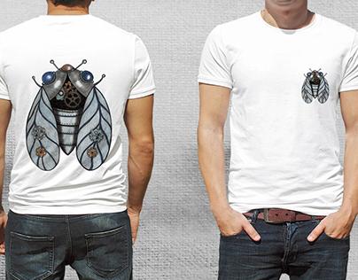 Cicada PNG Sublimation