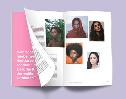 Magazine about Barbie
