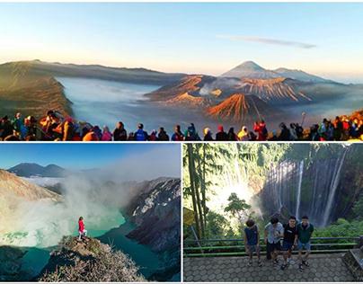 Mount Bromo tour 4 days 3 nights