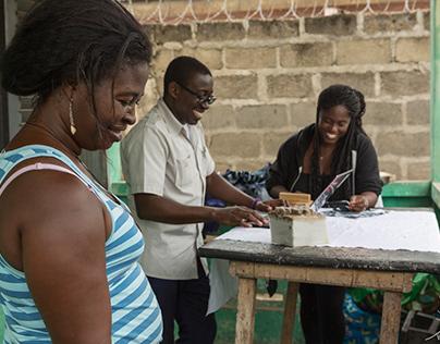 Studio189 Hand-Batik Cape Coast, Ghana