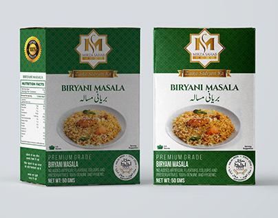 Mirza Sahab Spices