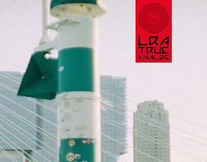 LRA_True Analog branding