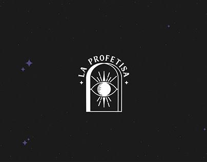 La Profetisa / Identidad de marca