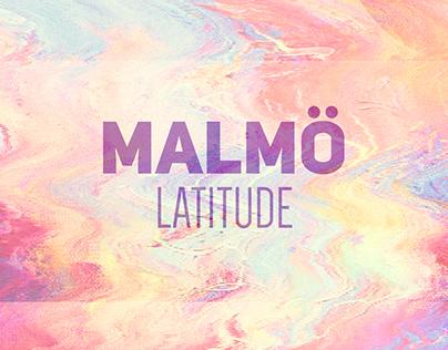 Malmö ▶ Latitude EP Artwork