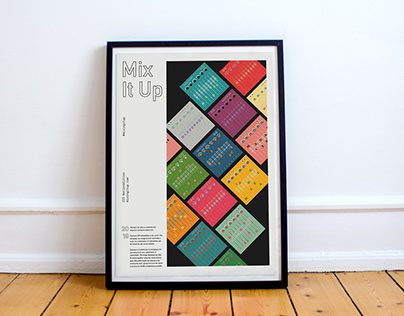 D&AD Monotype - Mixing It Up
