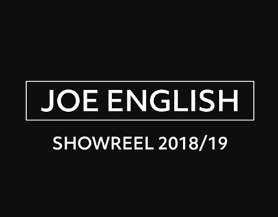 Video Showreel 2018/19