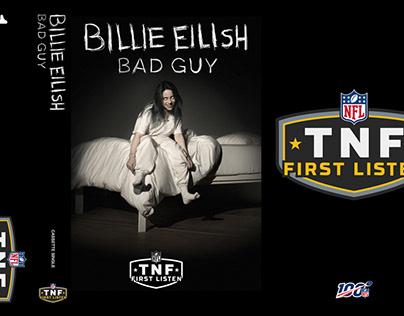 NFL 2019 TNF Cassette Cover